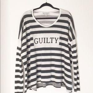 Wildfox Guilty Top